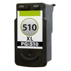 Cartouche adaptable Canon PG-510 XL Noir