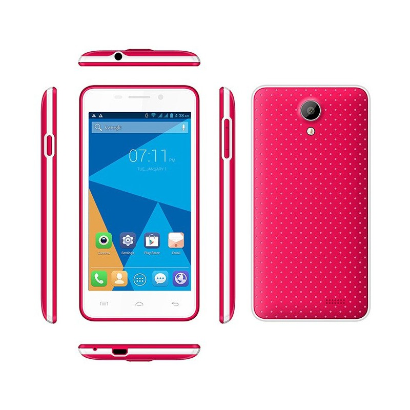 t l phone portable doogee dg280x double sim rouge