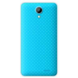 Coque en Silicone pour Doogee DG280 / Bleu