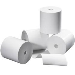 Lot de 5 bobines de papier thermique 80 x 80