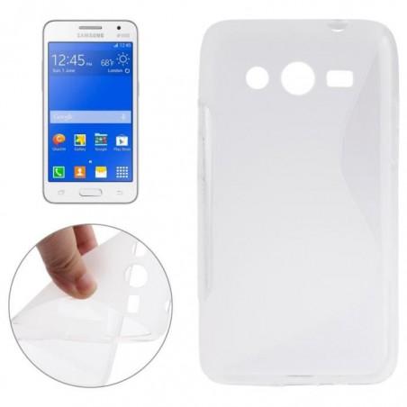 Coque en Silicone Juke pour Samsung Galaxy Core 2