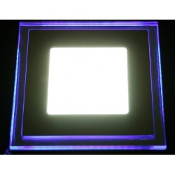Panneau LED Plafonnier carré 6W Lumière du jour