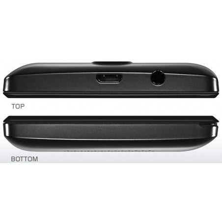 Téléphone Portable Lenovo A1000 / Double SIM + Puce DATA + Bon d'achat 10 DT + Carte mémoire 8Go