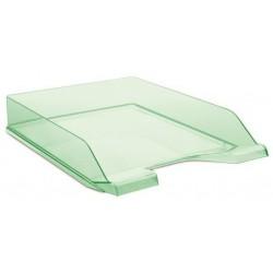 Corbeille à courrier DONAU / Vert Transparent