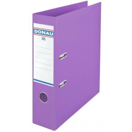 Classeur DONAU dos de 75mm / Violet