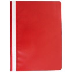 Chemise à lamelle Polypropylène DONAU / Rouge