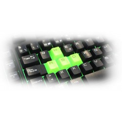Clavier Gaming réctro-éclairé Keep Out F89CHE