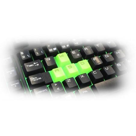 Clavier Gaming réctro-éclairé Keep Out F89CHE