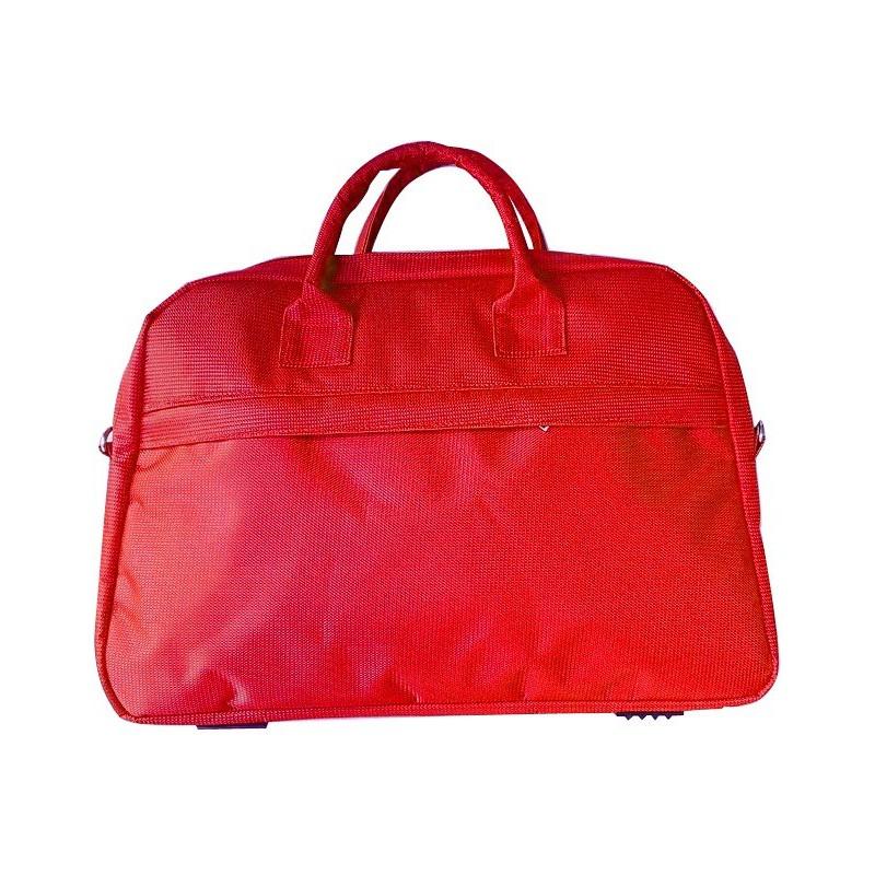 """Malette de Portable 15.6"""" Rouge"""