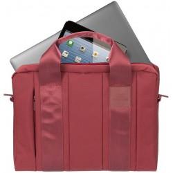 """Sacoche pour PC Portable Rivacase 13.3"""" Rouge"""