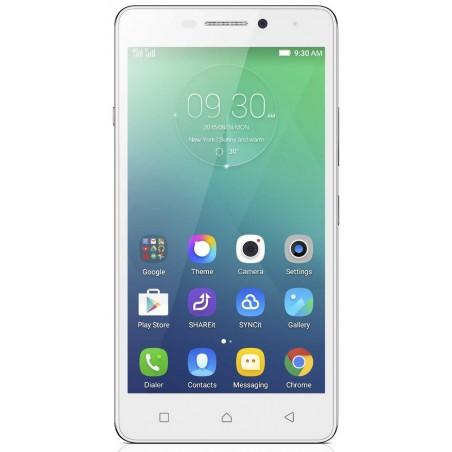 Téléphone Portable Lenovo VIBE P1m / Double SIM + 2 SIM Offertes + Film de protection + Etui