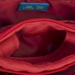 """Sacoche pour PC Portable Rivacase 15.6"""" / Rouge"""