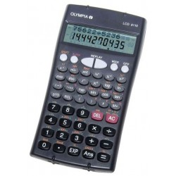 Calculatrice scientifique Olympia LCD 8110