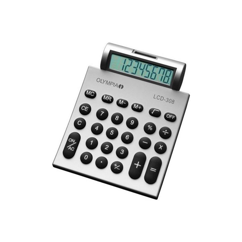 de bureau 8 chiffres Olympia LCD 308