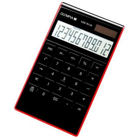 Calculatrice de bureau 12 chiffres Olympia LCD 3112