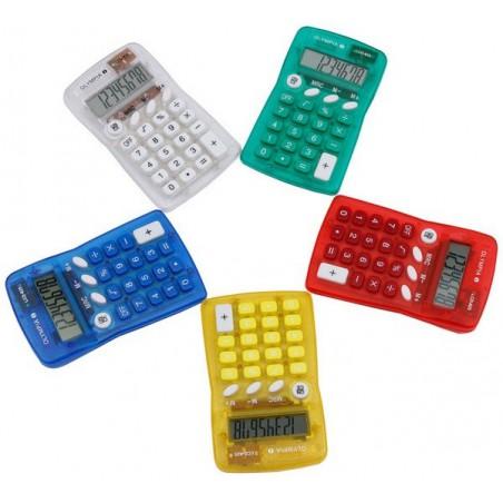 Calculatrice de poche 8 chiffres Olympia LCD 825