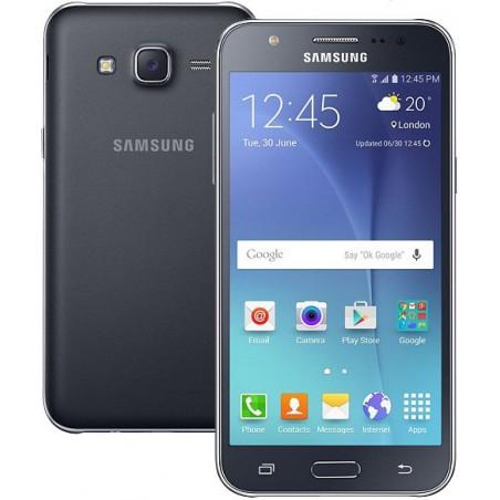 Téléphone Portable Samsung Galaxy J5 / Double SIM / Noir