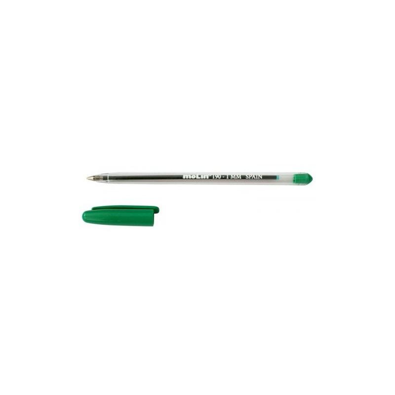 Stylo à bille Molin BCN190-50 / Vert