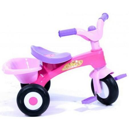 Tricycle Plastique Love Puck pour Enfants