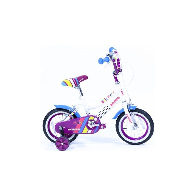 "Bicyclette Music 12"" Rodeo Pour Enfants"