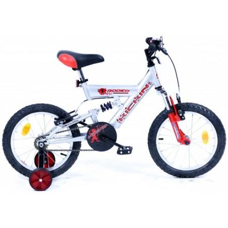 "Bicyclette VTT Rodeo 14"" ROXY Pour Filles"