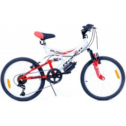 Bicyclette VTT Black Dawn Rodeo 20""