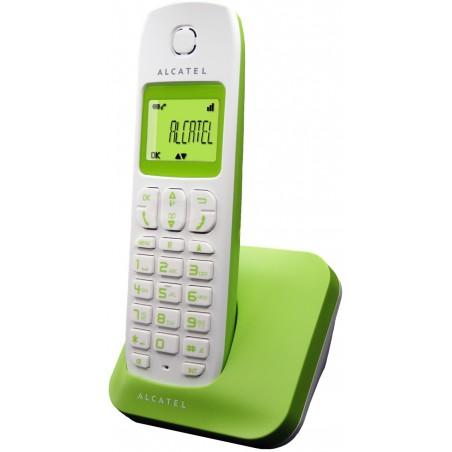Téléphone Alcatel E130 / Bleu