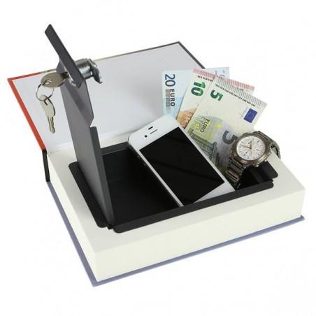 Caisse de monnaie Livre