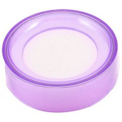 Eponge doigt mouillé en plastique / Violet