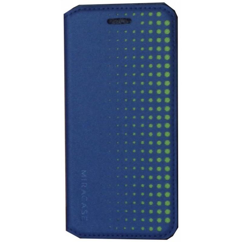 Etui MiraCase Starry pour iPhone 6 / Bleu & Vert