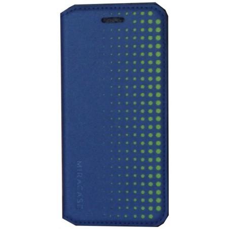 Etui MiraCase pour iPhone 6 / Bleu & Vert