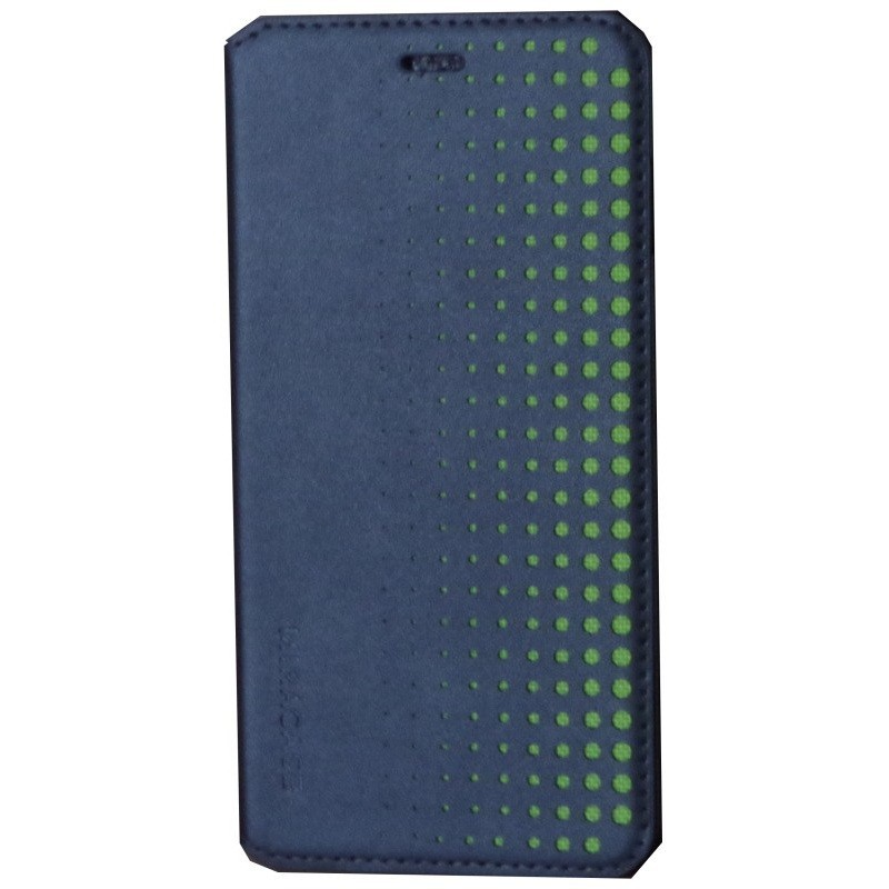 Etui MiraCase Starry pour iPhone 6 / Gris & Vert
