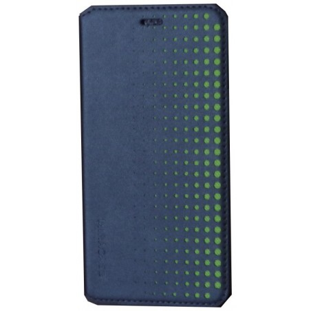 Etui MiraCase pour iPhone 6 / Gris & Vert