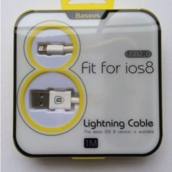 Câble Baseus USB - Lighting pour iPhone 5/6