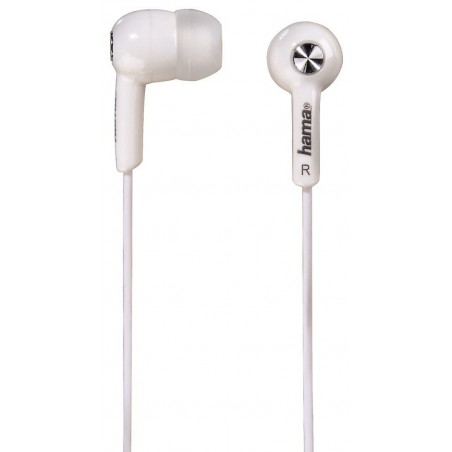 Ecouteurs Filaire Hama HK-3028 / Blanc