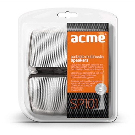 Haut parleur multimédia portable ACME SP101