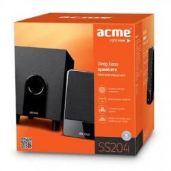 Enceintes 2.1 ACME SS204
