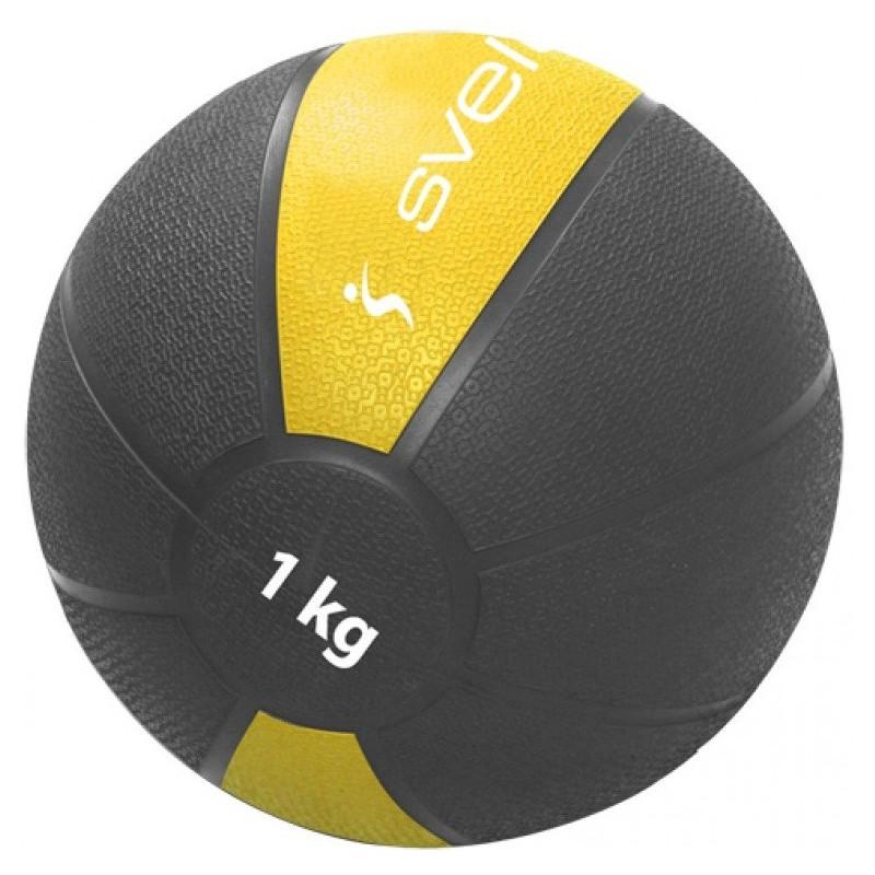 Médecine Ball Sveltus 5KG / Gris