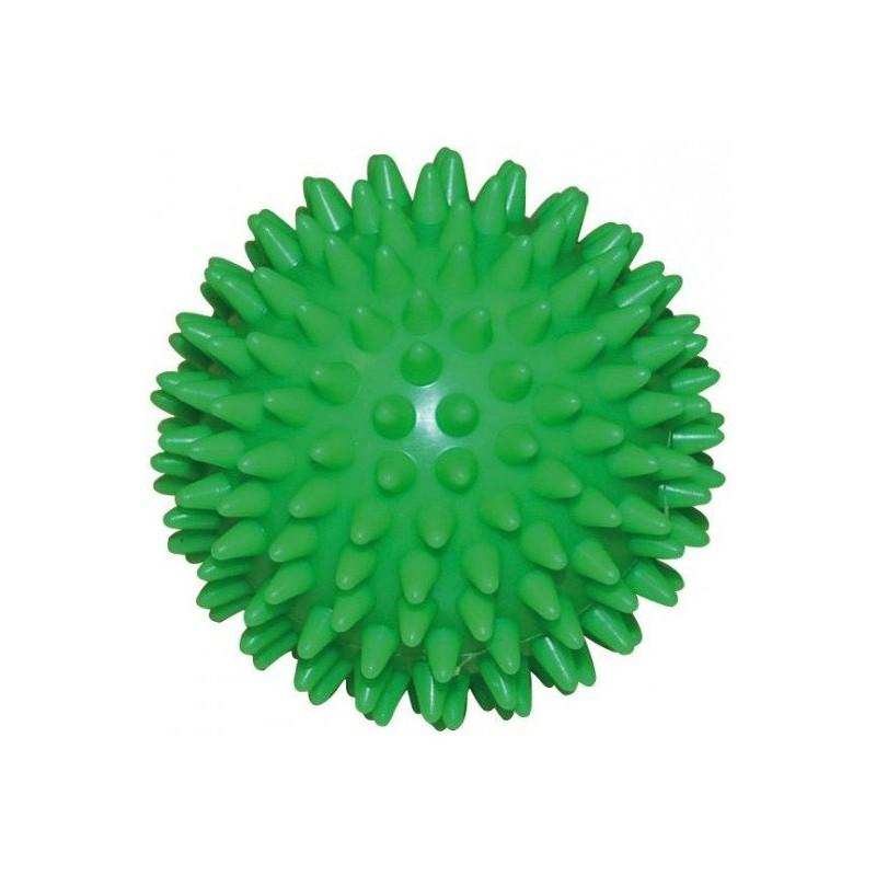 Balle à Picots Vert Soft 9cm