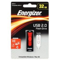 Clé USB 2.0 Energizer / 32 Go