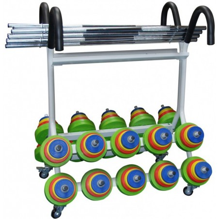 Support Rack Tapis
