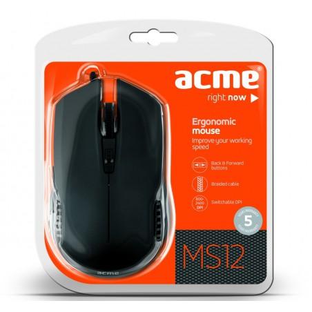 Souris optique USB ACME MS12