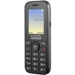 Téléphone Portable Alcatel 1010D Noir / Double SIM