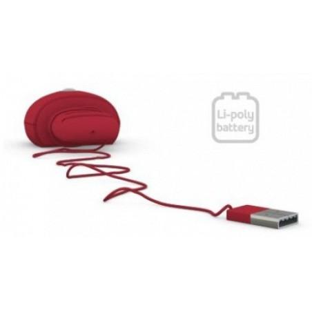Souris sans fil rechargeable ACME PEANUT