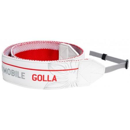 Courroie pour appareil photo Golla G1154 / Blanc