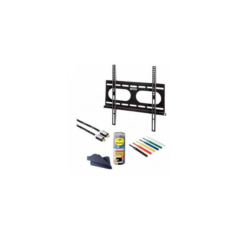 """Support mural pour TV Hama """"All-in-One"""" (23"""" - 42"""")"""