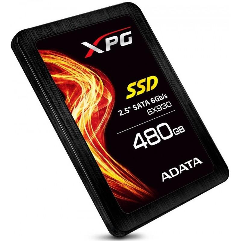 Disque Dur SSD Adata XPG SX930 / 480 Go