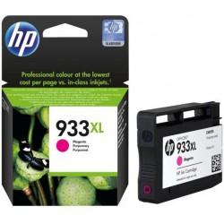Cartouche HP Cyan 933XL Grande Capacité