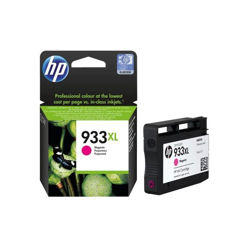 Cartouche HP Magenta 933XL Grande Capacité Originale