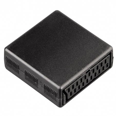 Adaptateur Hama Scart Socket - Socket 21-pin